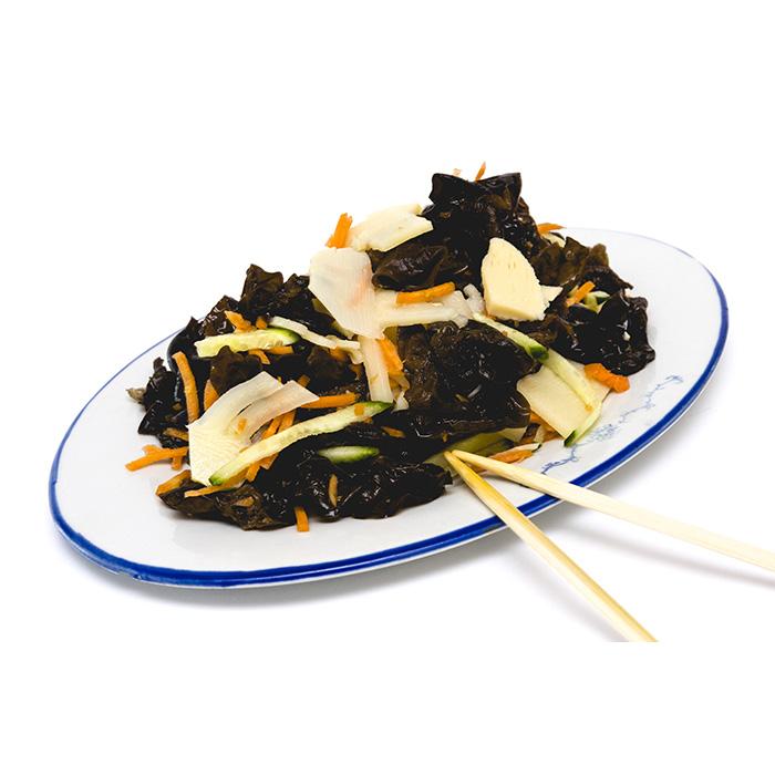 Цена 5.40 лв. за Салата с бамбук и черни гъби   в категория Салати от Ресторант Класико в София