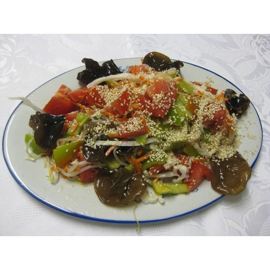 """4. Зеленчукова салата """"Асорти"""" - 400гр."""
