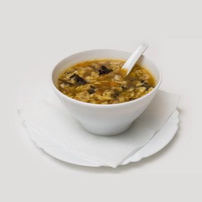 15. Люто-кисела супа - 300мл.