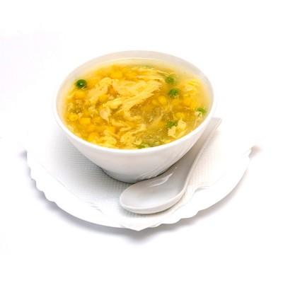 16. Супа с царевица и яйце - 300мл.