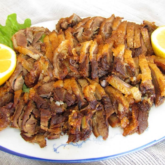 Ястия от патешко месо