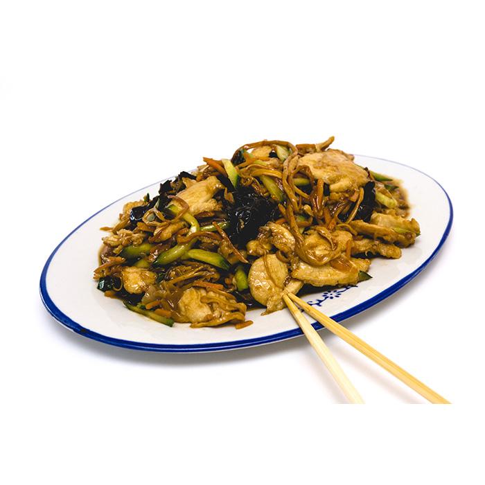 Цена 10.50 лв. за Пилешко със златни игли в категория Ястия от пилешко месо от Ресторант Класико в София