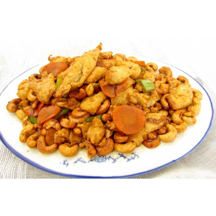 Цена 12.90 лв. за Пилешко месо с кашу в категория Ястия от пилешко месо от Ресторант Класико в София